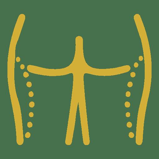 Icon Fettabsaugung - Plastische Chirurgie Dr. Parvizi